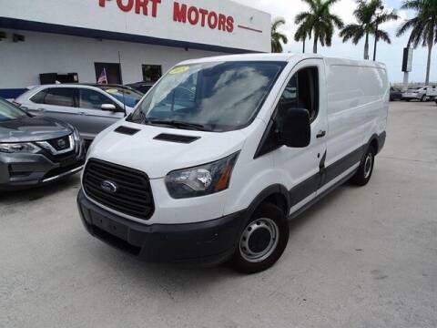 2015 Ford Transit Cargo for sale at Port Motors in West Palm Beach FL