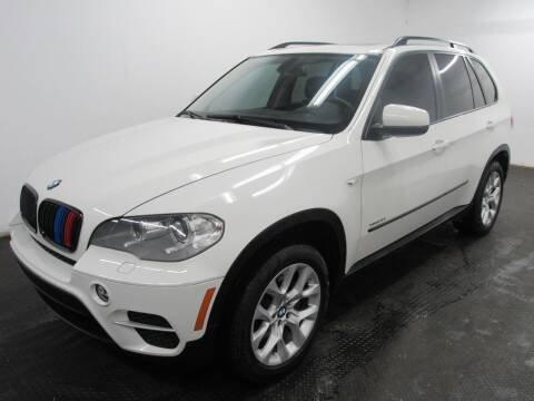 2013 BMW X5 for sale at Automotive Connection in Fairfield OH