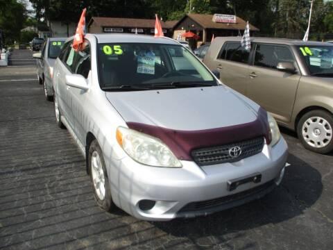 2005 Toyota Matrix for sale at Highway Auto Sales in Detroit MI