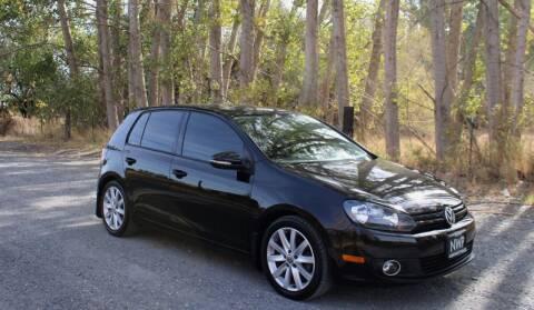 2011 Volkswagen Golf for sale at Northwest Premier Auto Sales in West Richland WA