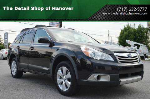 2011 Subaru Outback for sale at The Detail Shop of Hanover in New Oxford PA