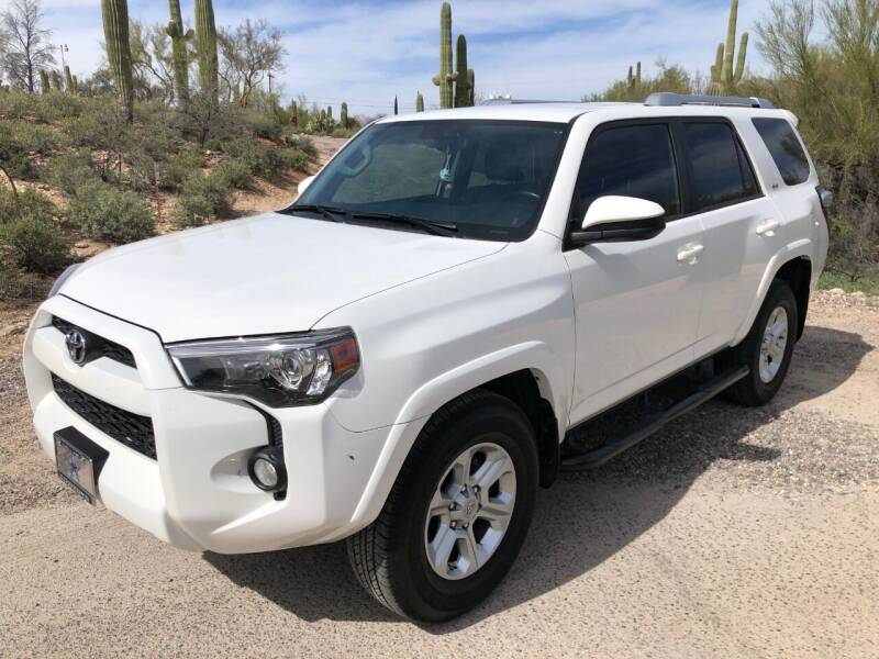 2018 Toyota 4Runner for sale at Auto Executives in Tucson AZ