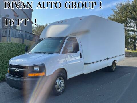 2006 Chevrolet Express Cutaway for sale at Divan Auto Group in Feasterville PA