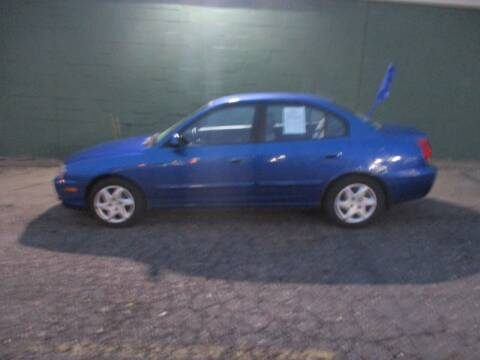 2005 Hyundai Elantra for sale at Sally & Assoc. Auto Sales Inc. in Alliance OH