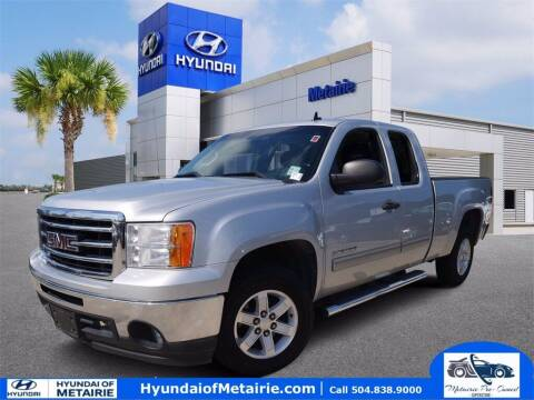 2013 GMC Sierra 1500 for sale at Metairie Preowned Superstore in Metairie LA