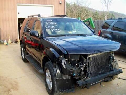 2006 Nissan Pathfinder for sale at East Coast Auto Source Inc. in Bedford VA