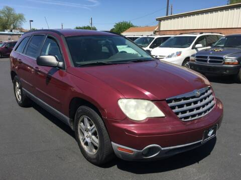 2008 Chrysler Pacifica for sale at Robert Judd Auto Sales in Washington UT