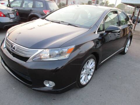 2010 Lexus HS 250h for sale at Car House in San Mateo CA