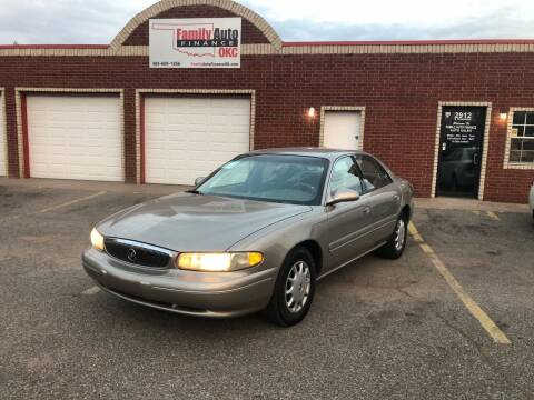 2002 Buick Century for sale at Family Auto Finance OKC LLC in Oklahoma City OK