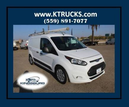 2015 Ford Transit Connect Cargo for sale at Kingsburg Truck Center in Kingsburg CA