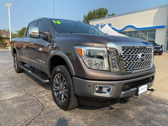 2016 Nissan Titan XD for sale in Crystal Lake, IL