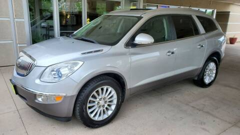 2011 Buick Enclave for sale at City Auto Sales in La Crosse WI