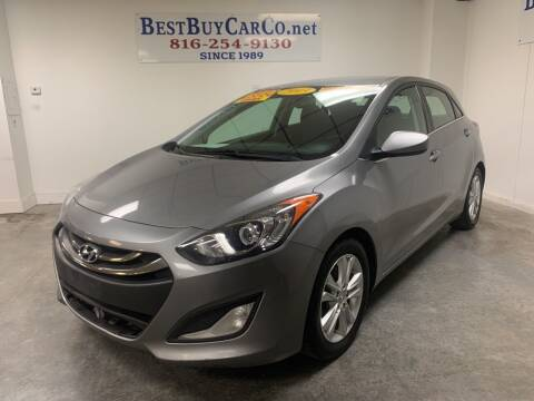 2013 Hyundai Elantra GT for sale at Best Buy Car Co in Independence MO