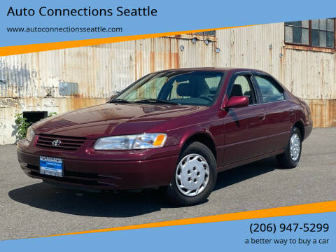 1997 Toyota Camry for sale at Auto Connections Seattle in Seattle WA