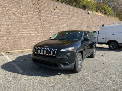 2014 Jeep Cherokee for sale at ARS Affordable Auto in Norristown PA