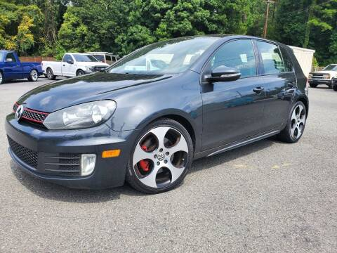 2012 Volkswagen GTI for sale at Brown's Used Auto in Belmont NC