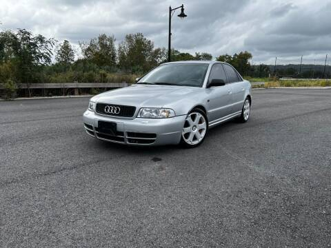 2001 Audi S4 for sale at CLIFTON COLFAX AUTO MALL in Clifton NJ