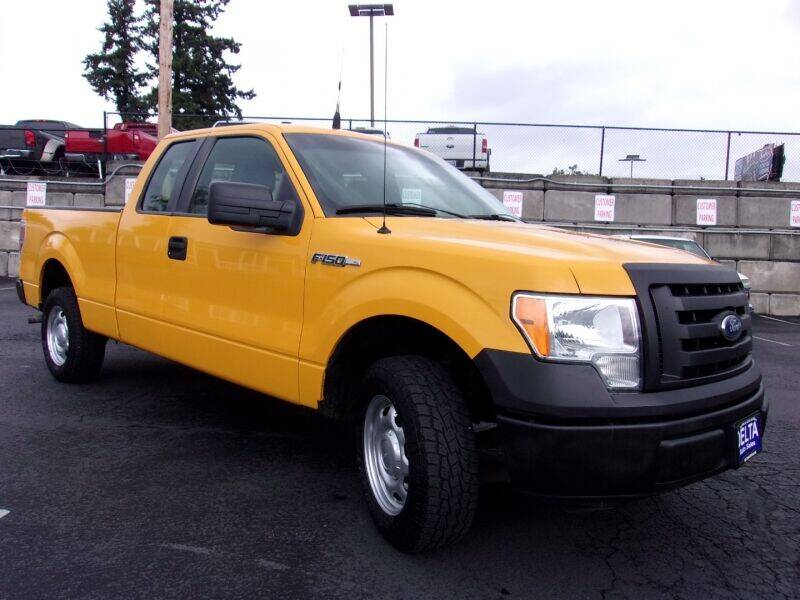 2012 Ford F-150 for sale at Delta Auto Sales in Milwaukie OR