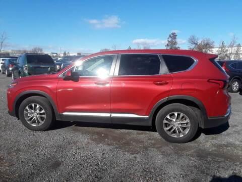 2019 Hyundai Santa Fe for sale at M & M Auto Brokers in Chantilly VA