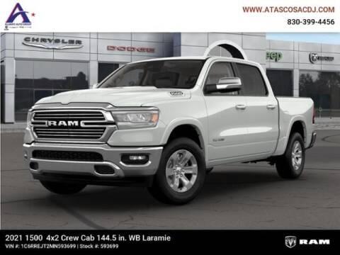 2021 RAM Ram Pickup 1500 for sale at ATASCOSA CHRYSLER DODGE JEEP RAM in Pleasanton TX