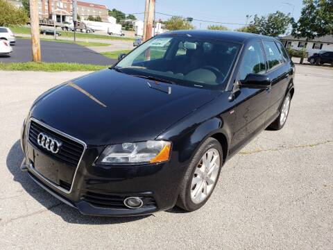 2013 Audi A3 for sale at Auto Hub in Grandview MO