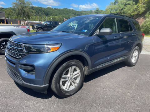 2020 Ford Explorer for sale at Turner's Inc in Weston WV