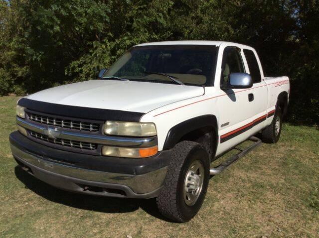 1999 Chevrolet Silverado 2500 for sale at Allen Motor Co in Dallas TX