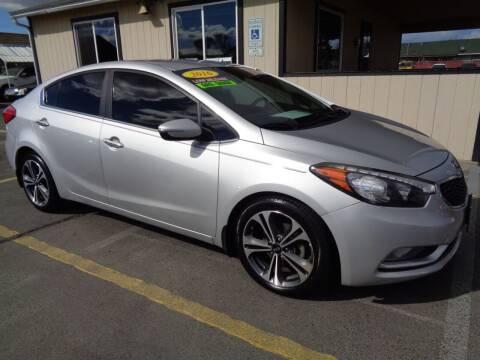 2016 Kia Forte for sale at BBL Auto Sales in Yakima WA