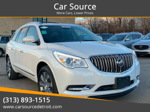 2016 Buick Enclave for sale at Car Source in Detroit MI