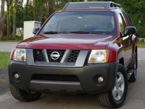 2005 Nissan Xterra for sale at Deal Maker of Gainesville in Gainesville FL