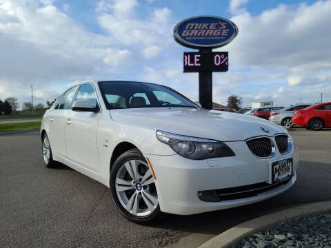 2010 BMW 5 Series for sale at Monkey Motors in Faribault MN