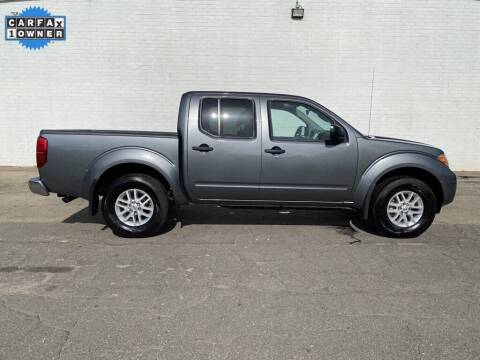 2019 Nissan Frontier for sale at Smart Chevrolet in Madison NC