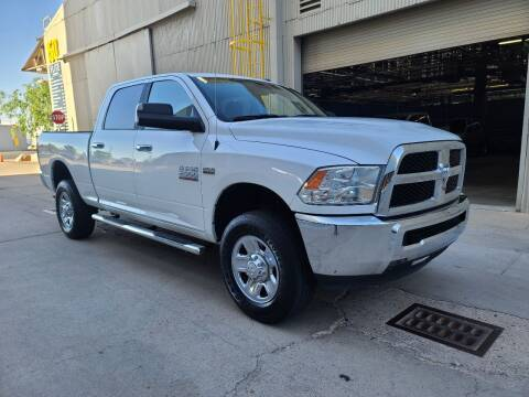 2018 RAM Ram Pickup 2500 for sale at NEW UNION FLEET SERVICES LLC in Goodyear AZ