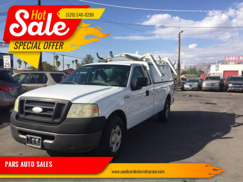 2008 Ford F-150 for sale at PARS AUTO SALES in Tucson AZ