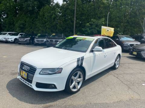 2009 Audi A4 for sale at Bloomingdale Auto Group in Bloomingdale NJ