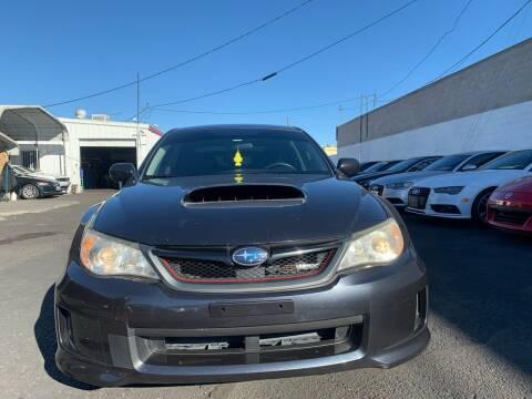 2013 Subaru Impreza for sale at Auto Center Of Las Vegas in Las Vegas NV