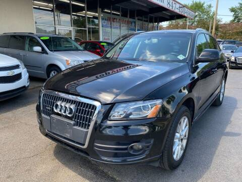 2011 Audi Q5 for sale at TOP YIN MOTORS in Mount Prospect IL