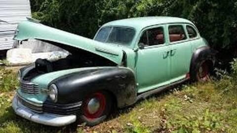 1948 Nash Ambassador for sale at Haggle Me Classics in Hobart IN