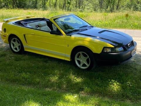 2002 Ford Mustang for sale at BROTHERS AUTO SALES in Hampton IA