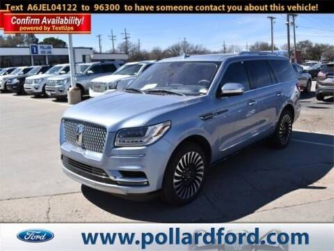 2018 Lincoln Navigator for sale at South Plains Autoplex by RANDY BUCHANAN in Lubbock TX