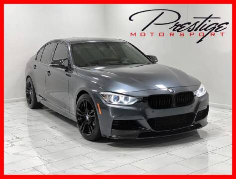 2014 BMW 3 Series for sale at Prestige Motorsport in Rancho Cordova CA
