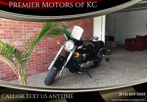 2011 Kawasaki Vulcan 900 Classic for sale at Premier Motors of KC in Kansas City MO
