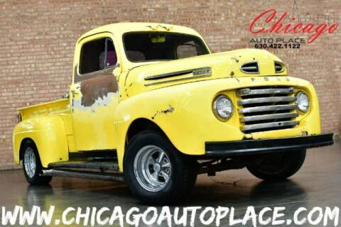 1949 Ford F1 for sale at Chicago Auto Place in Bensenville IL