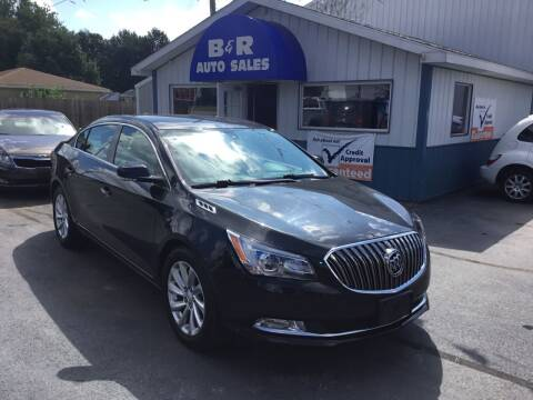 2015 Buick LaCrosse for sale at B & R Auto Sales in Terre Haute IN