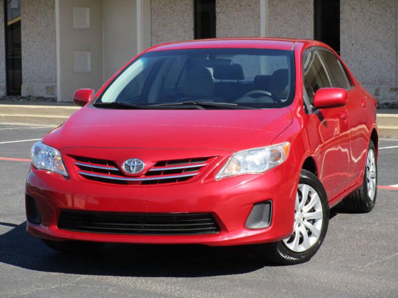 2013 Toyota Corolla LE 4dr Sedan 4A - Dallas TX