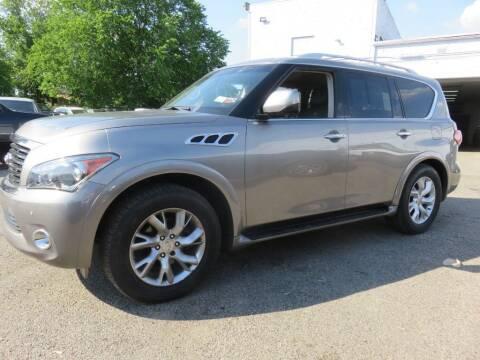 2012 Infiniti QX56 for sale at US Auto in Pennsauken NJ
