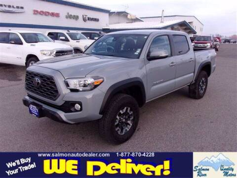 2020 Toyota Tacoma for sale at QUALITY MOTORS in Salmon ID