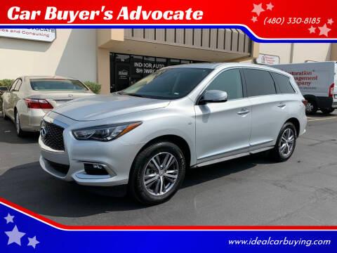 2019 Infiniti QX60 for sale at Car Buyer's Advocate in Phoenix AZ