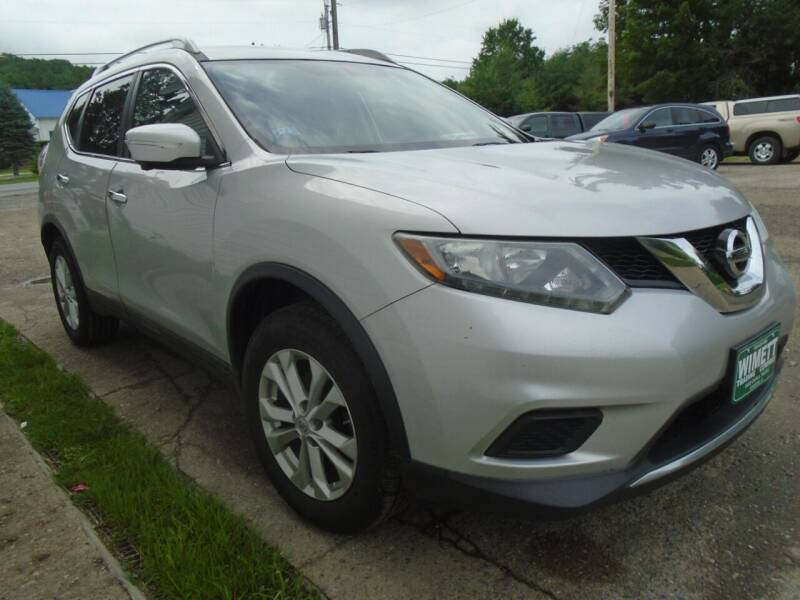 2014 Nissan Rogue for sale at Wimett Trading Company in Leicester VT