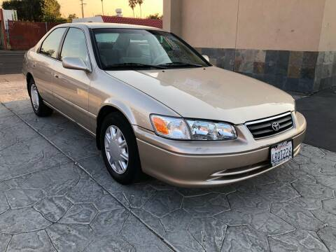 2001 Toyota Camry for sale at Exceptional Motors in Sacramento CA